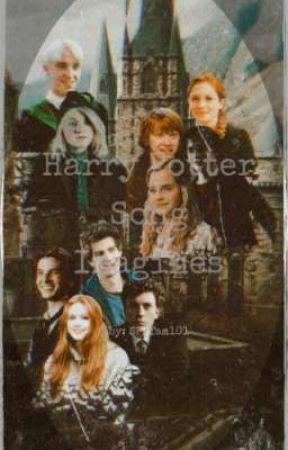 Harry Potter Imagines by SPNfam101