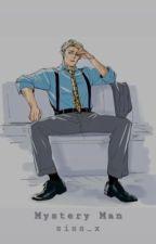 Mystery Man - Nanami x Reader [Jujutsu Kaisen] by siss_x