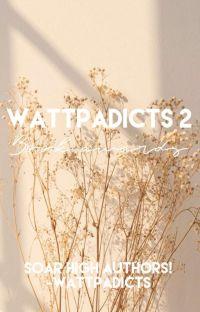 WATTPADICTS 2 BOOK AWARDS cover