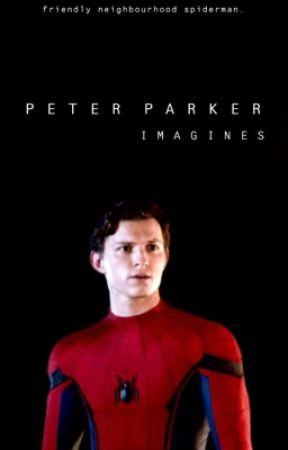 PETER PARKER IMAGINES by -angelstiles