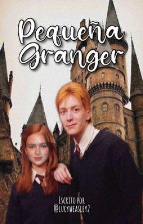 Pequeña Granger || Fred Weasley. by lucyweasley2