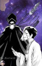 Phantom in Stone    Dr. Stone by hanashi_kun