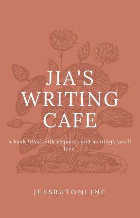 jia's writing cafe by jiabutonline