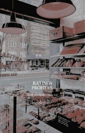 𝐈 𝐅𝐄𝐄𝐋 𝐋𝐈𝐊𝐄 𝐒𝐎𝐌𝐄𝐁𝐎𝐃𝐘 . . . . . ❪ ratings profiles ❫ by hipokryzje_