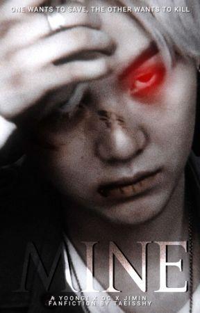 Mine    Yoonmin X OC by taeisshy