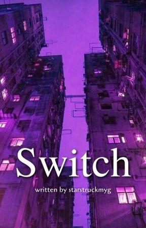 Switch   Taegi by starstruckmyg