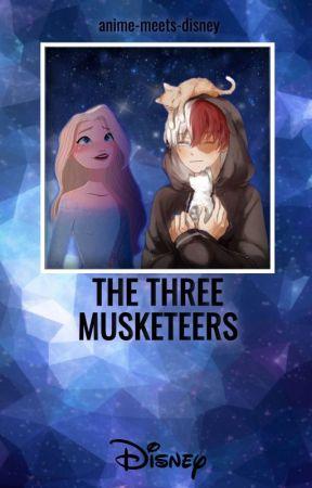 THE THREE MUSKETEERS ─ ( Elsa Vs. Shoto T. (BNHA) x Fem!Reader ) by anime-meets-disney