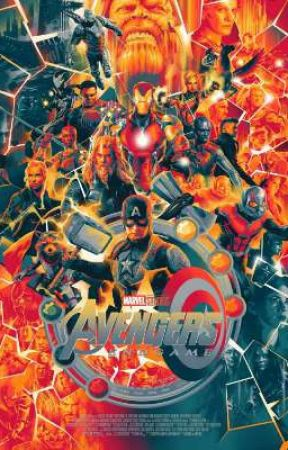 Avengers x Reader  by fhjutfvdd