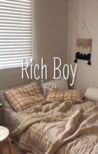 rich boy    taegyu ✔️ by jjuniss