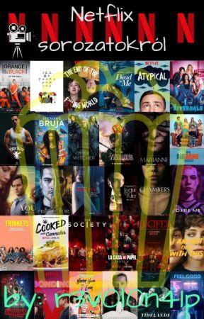 Netflix sorozatokról by r3v0l0n41p