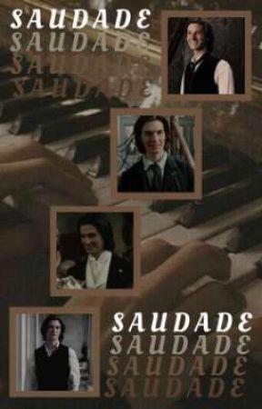 saudade ~ s.o.b by sassypottah