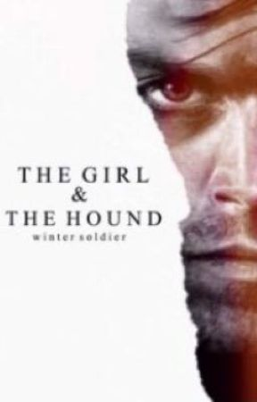 The Girl & The Hound | The Winter Soldier by unbreakablestan2