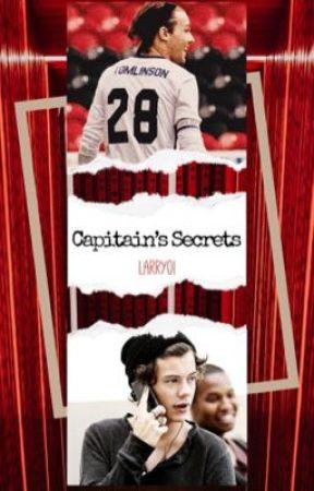 Capitain's Secrets  l.s  by larryoi