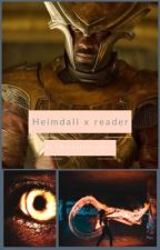 Heimdall x reader  by DiamondFeathers