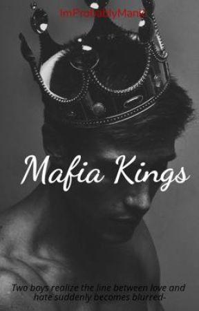 Mafia Kings [BoyxBoy]  by ImProbablyManic