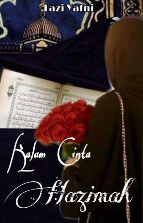 Kalam Cinta Hazimah by YafniLz