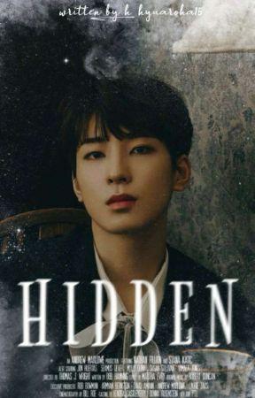 A.F •『° Hidden ➸ Seventeen 』 by h_hyuaroha15