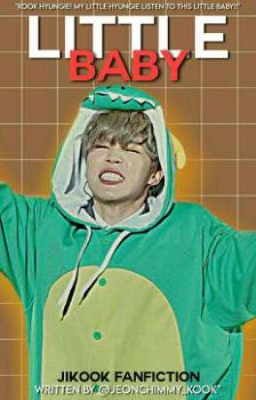 Little Baby [Jikook fanfiction]  by Jeonchimmy_kook