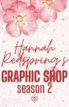 Hannah Redspring's Graphic Shop II cover