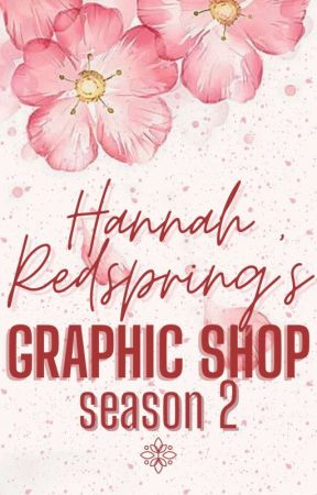 Hannah Redspring's Graphic Shop II by Hannah_Redspring_