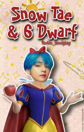 [OG]•  SnowTae & 6 Dwarf  • by Taetae_lovelyboy