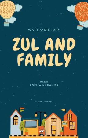 Zul And Family by AdeliaaNR
