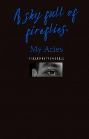 A sky full of fireflies: My Aries by Fallenseptember21