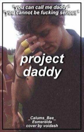 Project Daddy    a.i by Esmereldah