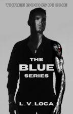 Blue    B. Barnes by Alysha_Styles