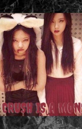 My crush is monster Jensoo by jisooandchicken