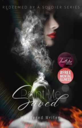 Paint me saved ✓ by wanderedwriter