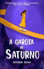 A Garota de Saturno | Jake Shim by Kylebrs