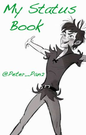 My Status Book by Peter_Pan2