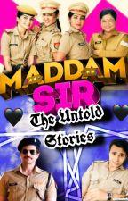 Madamsir-The Untold Stories.... by bhaviyadav98