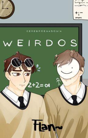 Weirdos // Dreamnotfound by cerebroenagonia