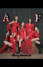 A.F (Always Forevermore) Bighit Girl Group by theshortone246