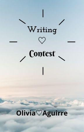 Writing Contest by Oliviacherryxxbomb