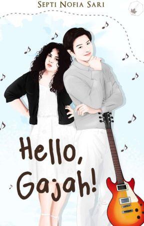 Hello, Gajah! by nofiasari_septi