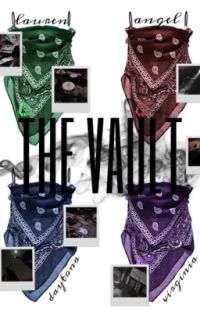 THE VAULT: Locked in Tour cover