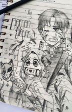 Demon Slayer Au by kd_story