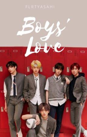 boys' love | txt by flrtyasahi