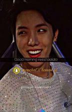 snapchat | hoseok ff | by Yeonkimin_ff