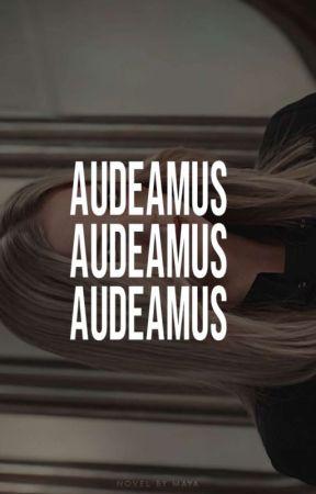 AUDEAMUS ━━ 𝐬.𝐜𝐚𝐫𝐭𝐞𝐫 by -katebishops