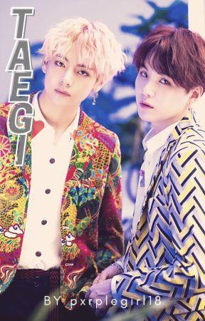 TaeGi ✔ by pxrplegirl18