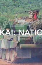 Isekai: Nations by MalaysianAce1