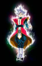 Goku, Son of Daishinkan (Grand priest)  by SSJRStealth