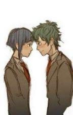An unlikely duo by mha_fan-101