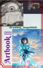 Artbook || by drawing_Angel666