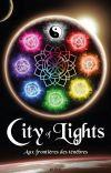 City of Lights (T1 - Aux frontières des ténébres) cover