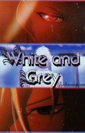 White and Grey  by FISH_SCORPION